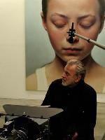Maximilian-Schell-reading-Simon-Wiesenthal-essay-about-Helnwein