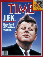 John-F.-Kennedy-Helnwein-cover-for-Time-Magazine
