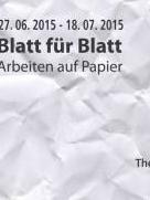 Blatt-fuer-Blatt-Ausgewaehlte-Arbeiten-auf-und-aus-Papier
