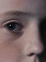 Helnwein-painting-featured-on-the-cover-of-Sothebys-Irish-Art-Catalogue-2016