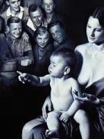 de-Young-Museum-Its-a-Gottfried-Helnwein-painting