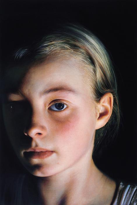Head of a Child 5