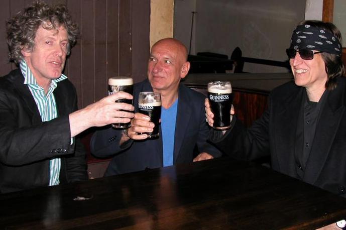Patrick Morrison, Sir Ben Kingsley, Gottfried Helnwein