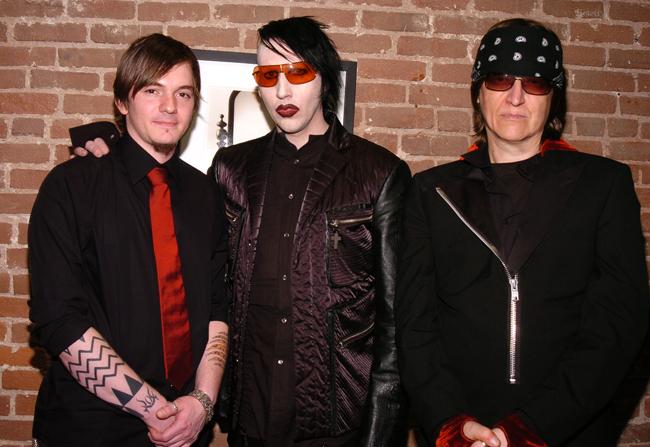 Cyril, Manson,  Helnwein