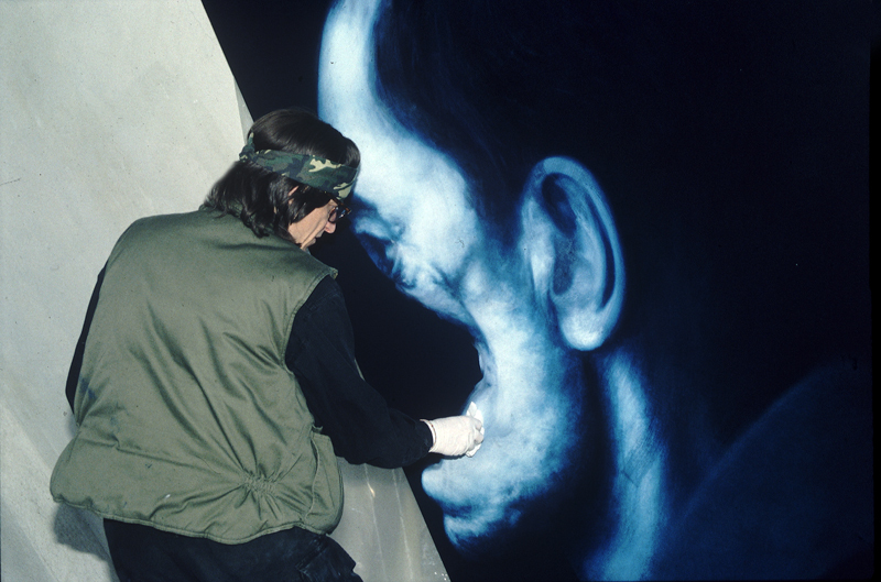 Helnwein-working-on-Rightous-men