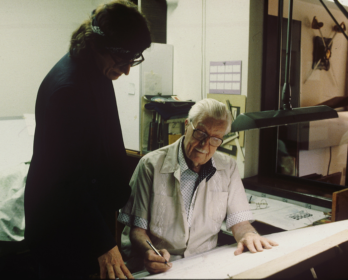 Hlnwein and Carl Barks