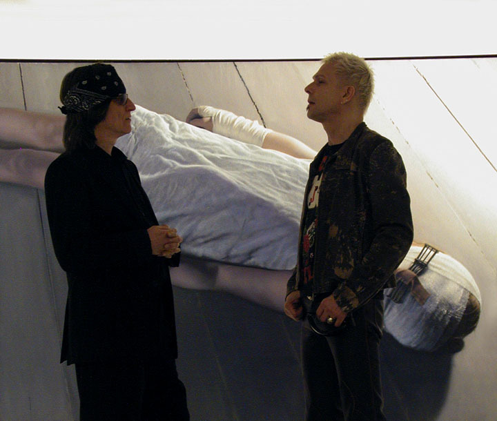 Helnwein and Rudolf Schenker