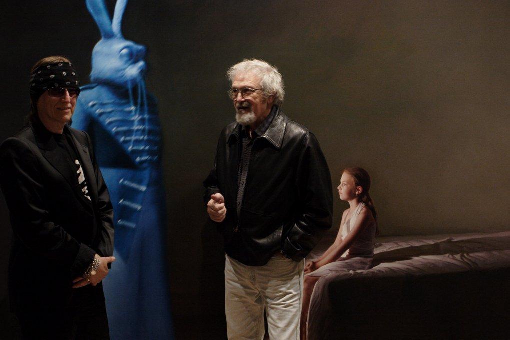 Helnwein and Mel Ramos