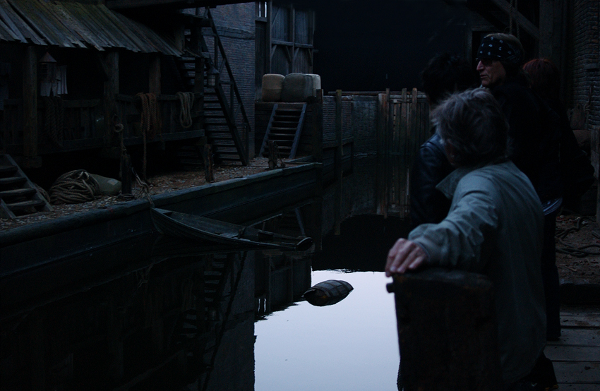 Helnwein and Roman Polanski