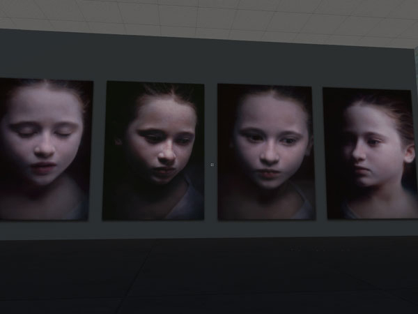 The Helnwein Virtual Museum of Art