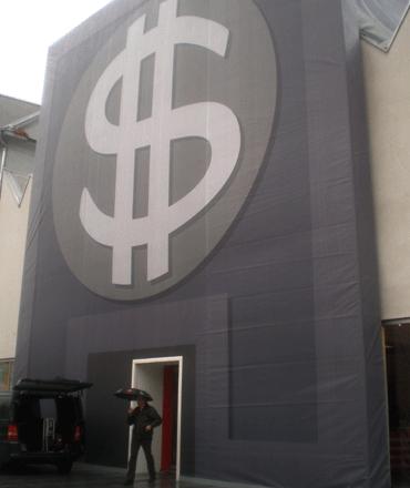 Dagoberts Geldspeicher in Krems