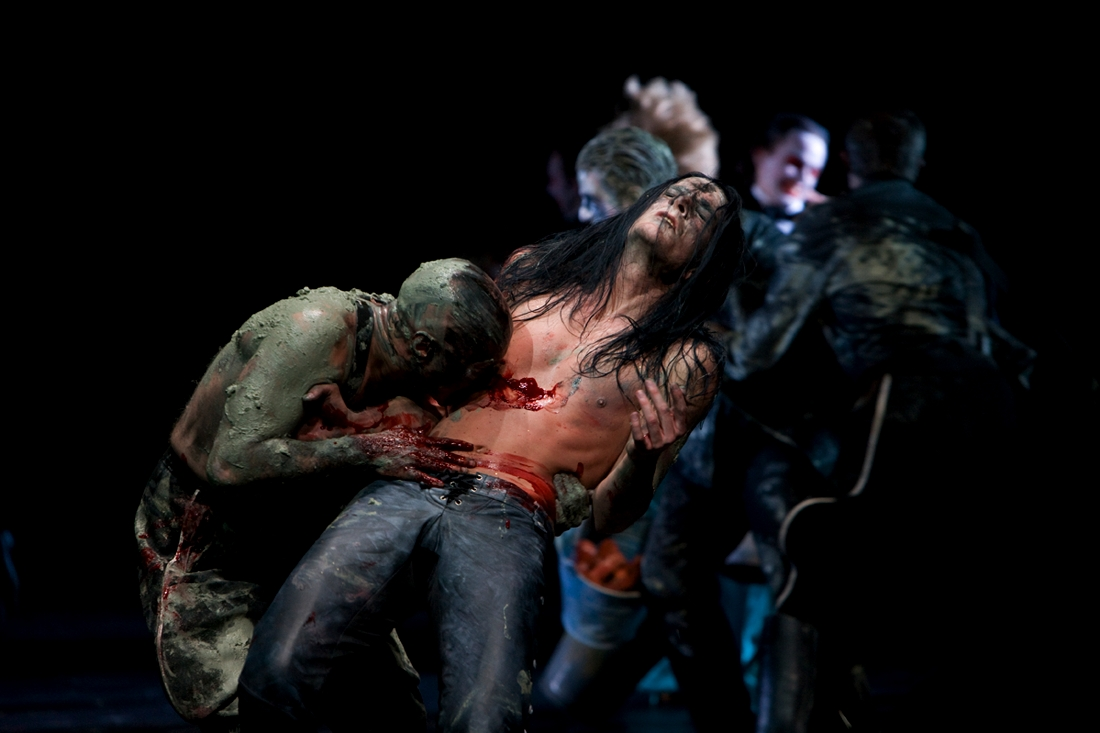 Der Ring II, Siegfried and Götterdämmerung, Opera Bonn