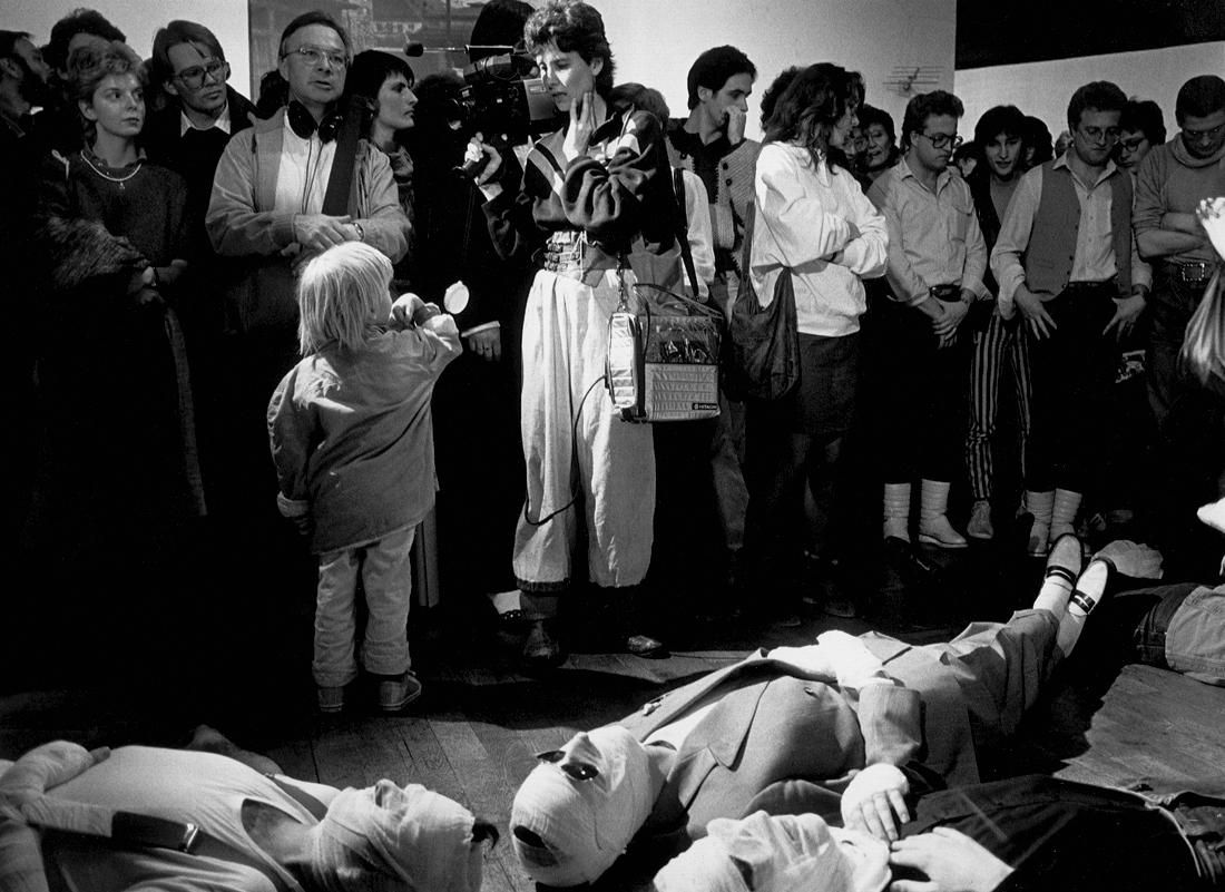 Eröffnung der Helnwein Retrospektive im Münchner Stadtmuseum