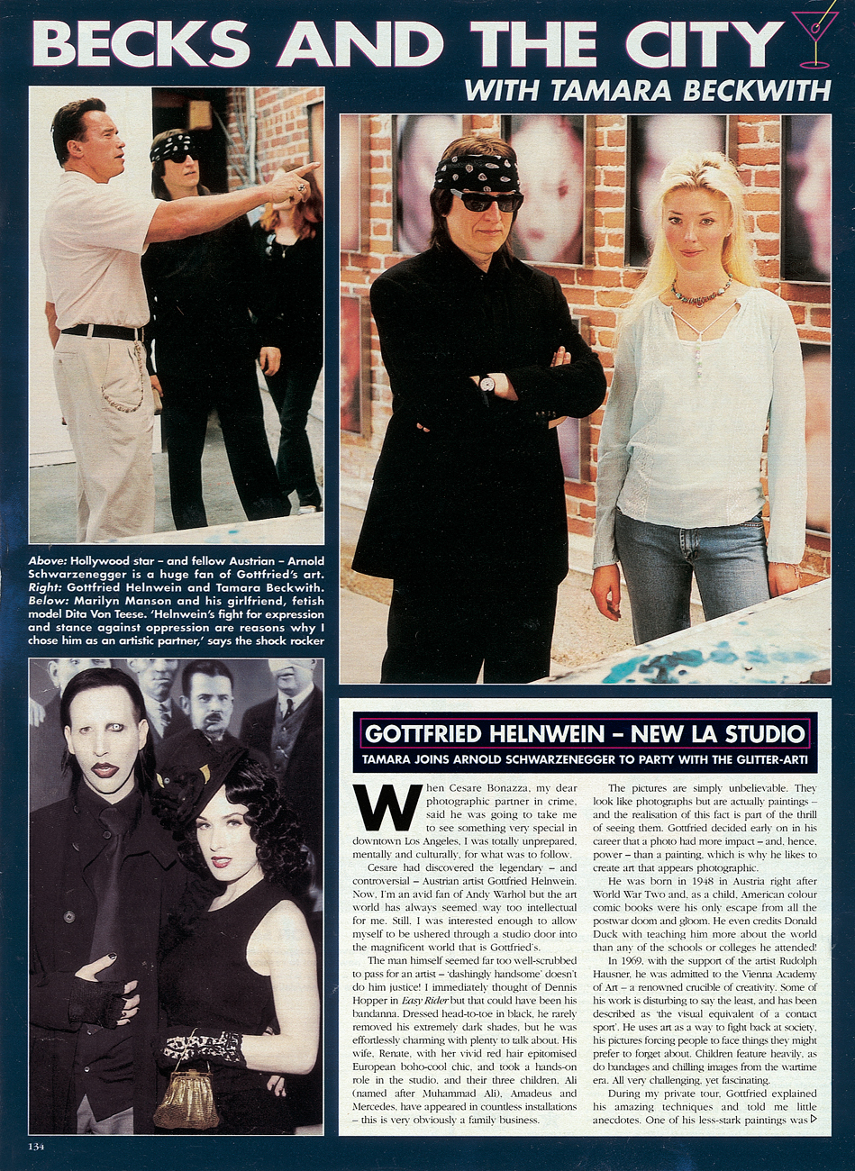 OK Magazine, UK