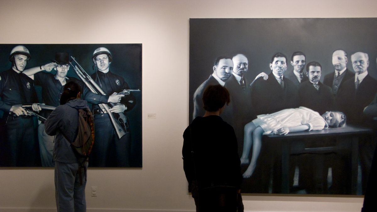 """I walk alone"",  one man show"