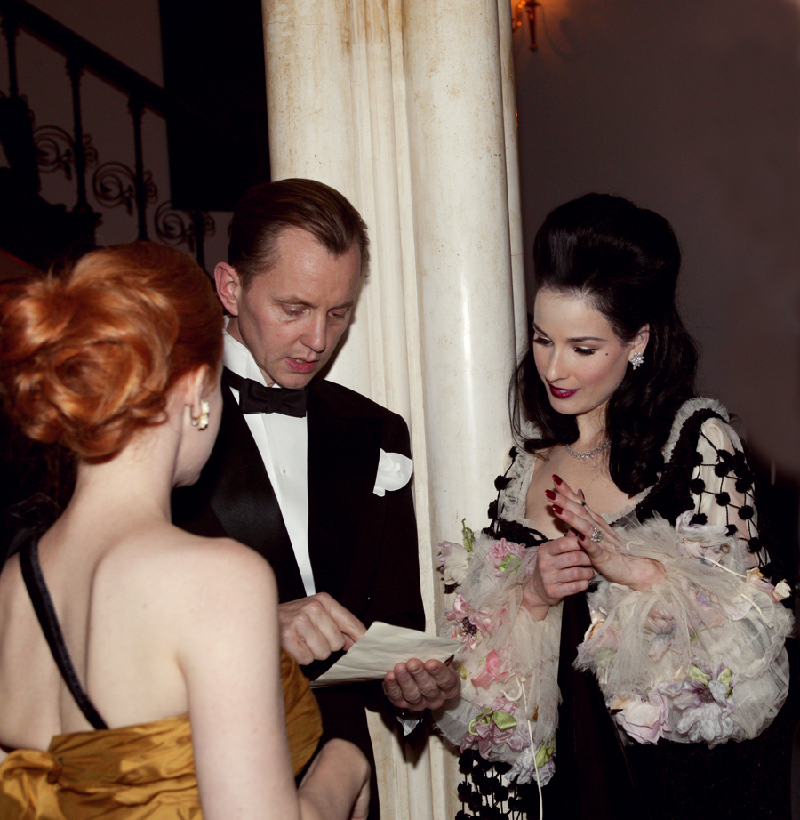 Max Raabe and Dita
