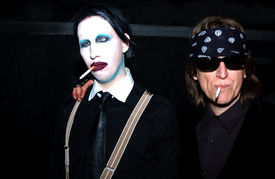 Helnwein and Manson, London