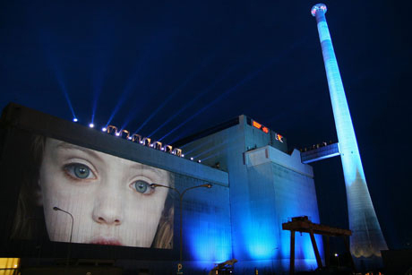"Gottfried Helnwein Installation - ""Save the World Award"" Ceremony"