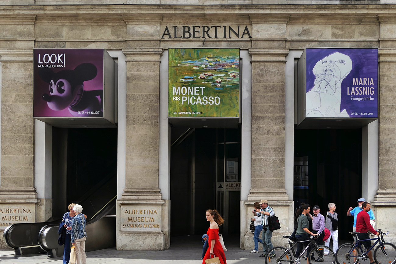 Albertina Museum Wien, Look! New Aquisitions