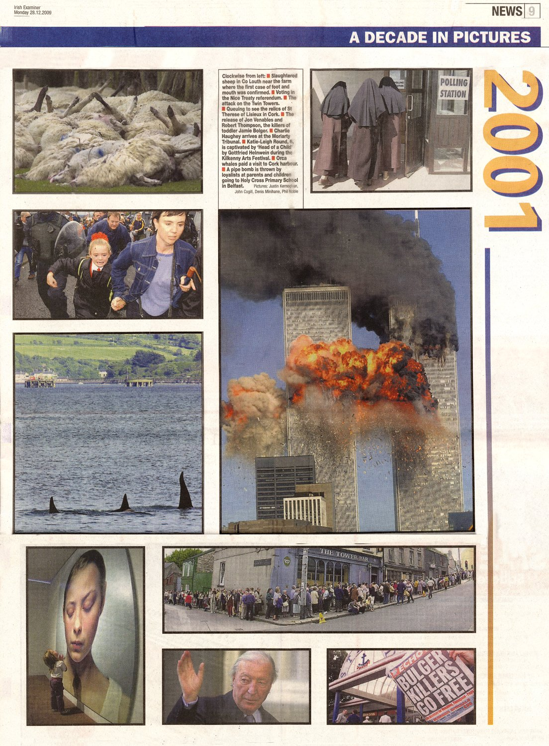 Irish Examiner - A Decade in Pictures