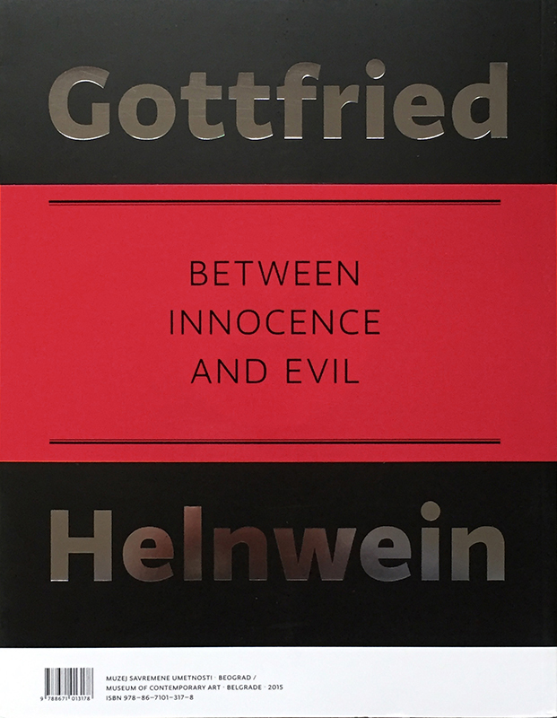 Gottfried Helnwein - Between Innocence and Evil