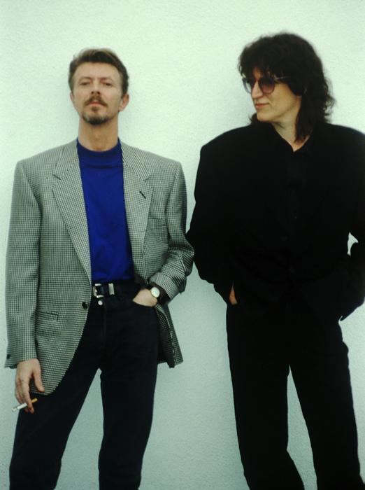 David Bowie, Gottfried Helnwein