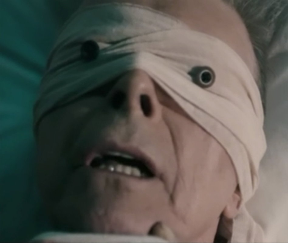 David Bowie's last video 'Lazarus'