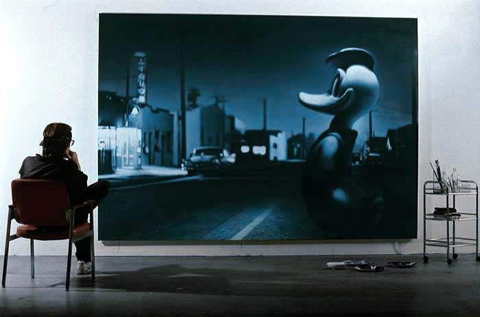 "Helnwein and ""In the Heat of the Night"""