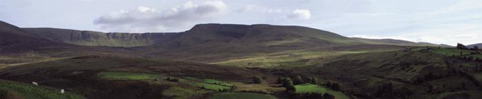 Landscape 1  (Nire Valley, Ireland)