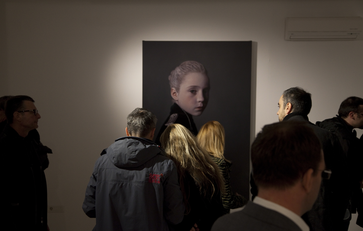 Gottfried Helnwein Solo Exhibition at the Museum of Contemporary Art Belgrade