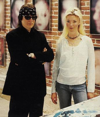 Helnwein and Tamara Beckwith