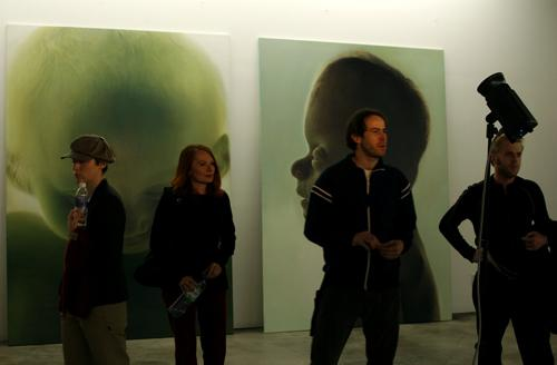 Beth Riesgraf, Renate Helnwein, Jason Lee and Bryten Goss