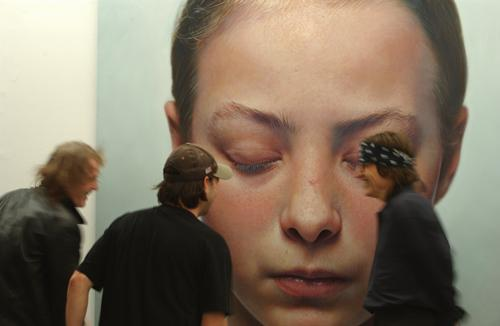 Nick Nolte, Gottfried Helnwein